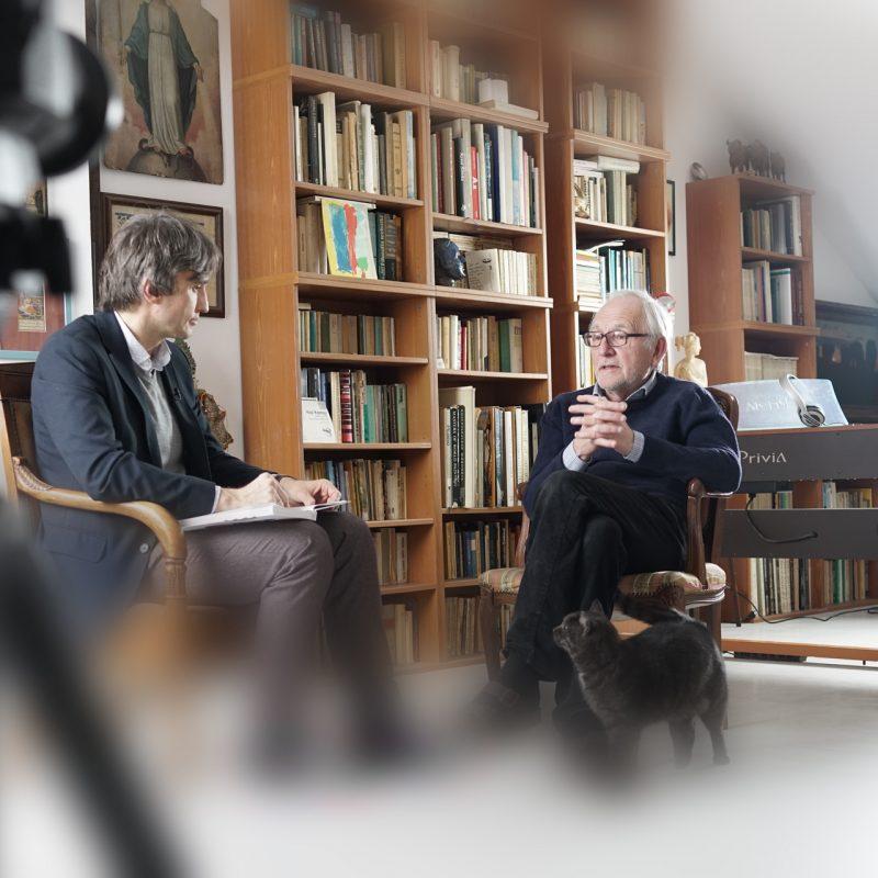 Społeczeństwo na rozdrożu – rozmowa z prof. Januszem Czapińskim
