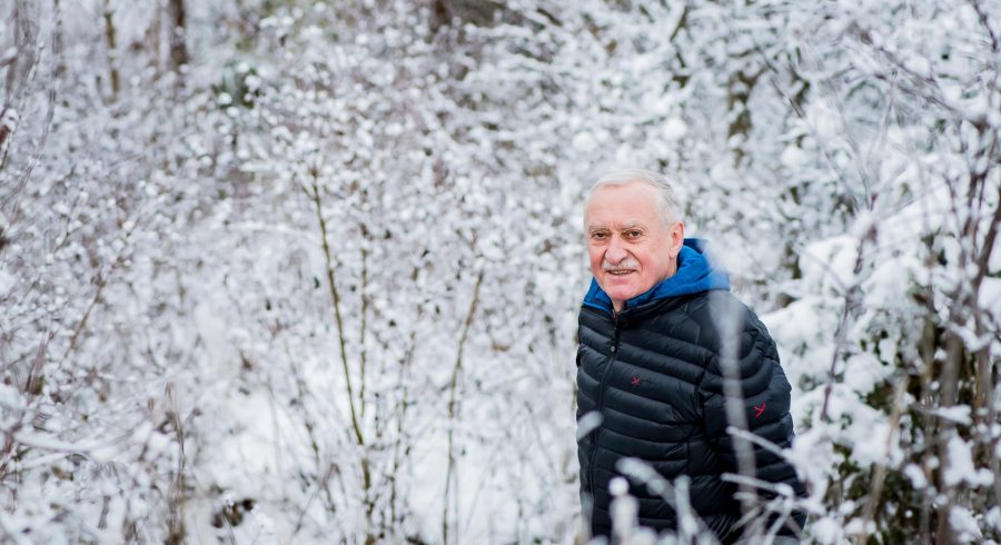 Z zazdrości w góry wysokie – rozmowa z Krzysztofem Wielickim