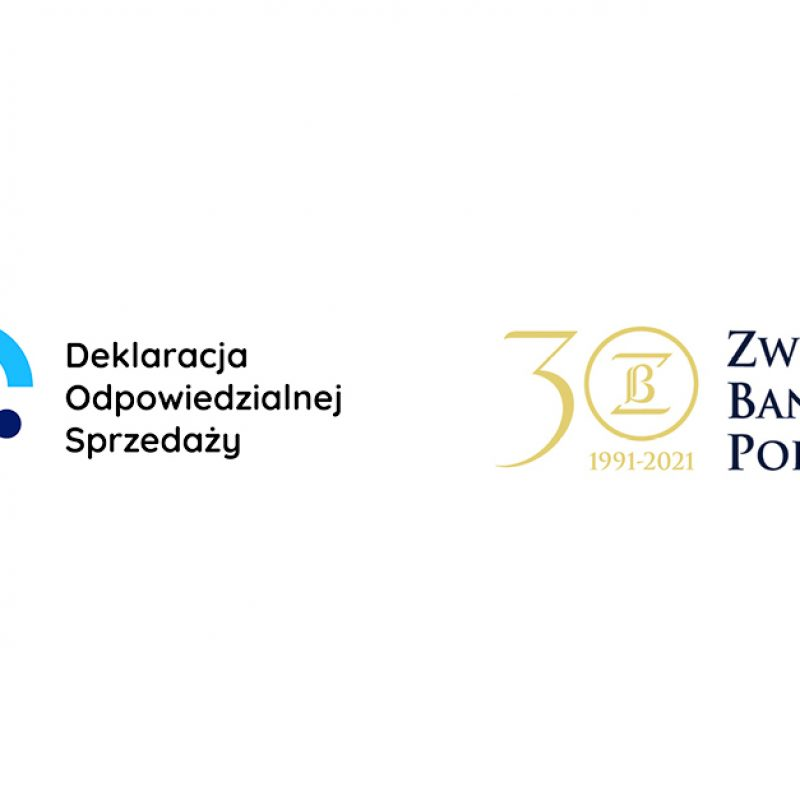 Związek Banków Polskich objął patronat nad Deklaracją Odpowiedzialnej Sprzedaży