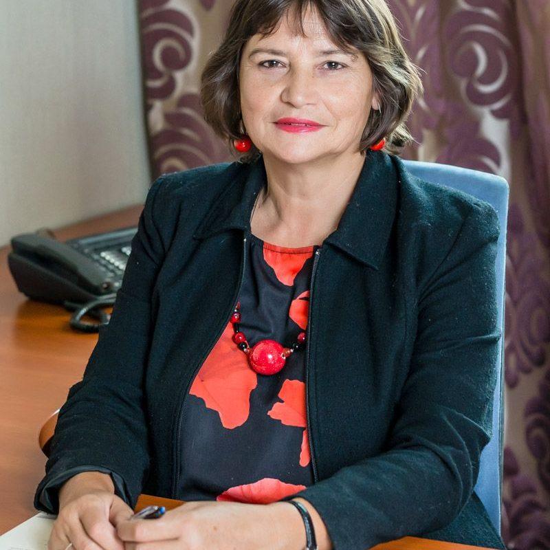 prof. zw. dr hab. Janina Filek